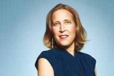 Susan Wojcicki de Google a YouTube