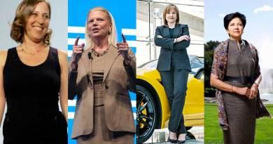 5 empresas multinacionales dirigidas por mujeres