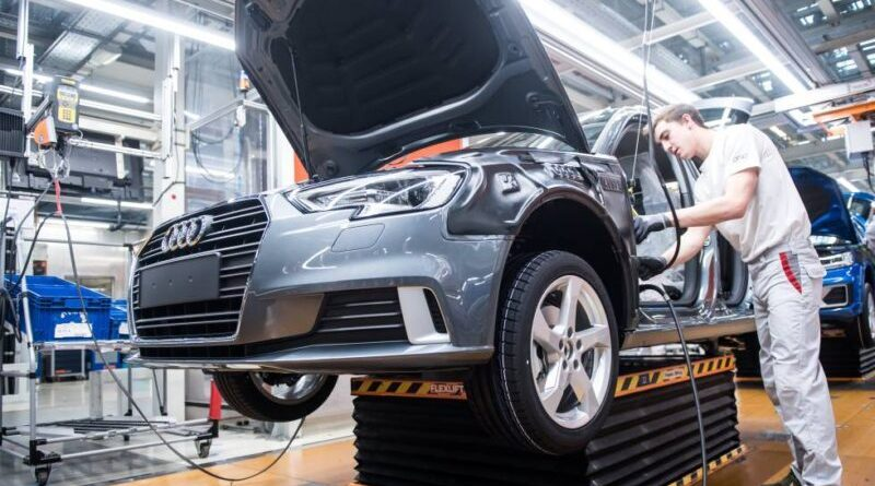 Alemania: prevén que en 2021 la economía crezca un 3,5% impulsada por la industria