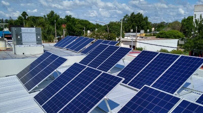 Insaer energía renovable La Pampa