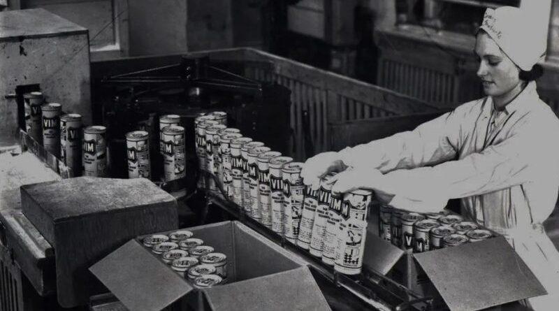 Historia de Unilever