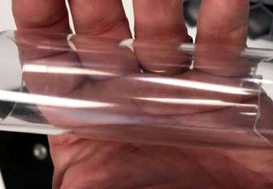 De la ficción a la realidad: aluminio transparente
