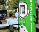 Rio Negro cuenta con su primer cargador de autos eléctricos