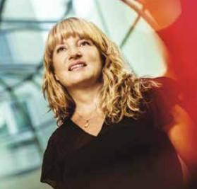 Andrea Ávila, CEO de Randstad