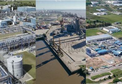 ¿Cuáles son los 3 complejos industriales más importantes de Argentina?