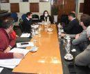 Reunión clave entre Producción y representantes de la industria pampeana