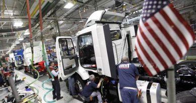 Estados Unidos: la producción industrial registró la caída más pronunciada en siete meses