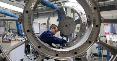 Según informe de la UIA, la actividad industrial creció 13% en agosto