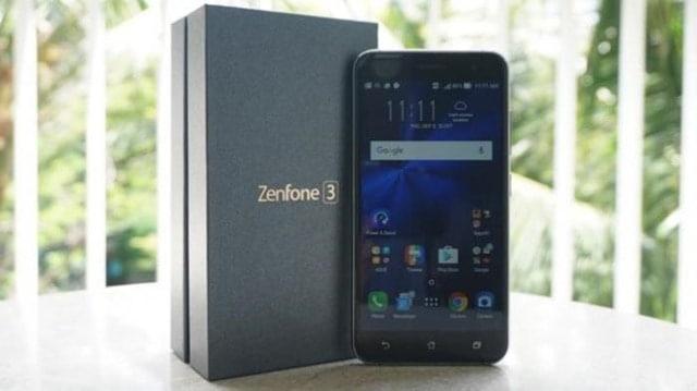 asus, smartphone asus, asus zenfone 3, harga Asus Zenfone 3, promo Zenfone 3, Zenfone 3 bekas