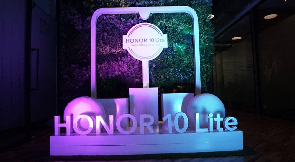 Resmi Diluncurkan di Indonesia, Seperti Apa Spesifikasi Honor 10 Lite