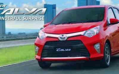 Harga Mobil Toyota Calya OTR Bandung