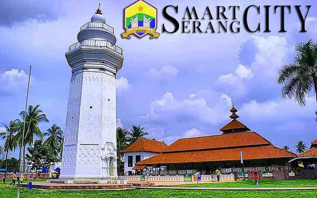 Diskusi Santai Tentang Smart City Kota Serang