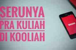 Aplikasi Kooliah, Serunya belajar dan kuliah di Kooliah