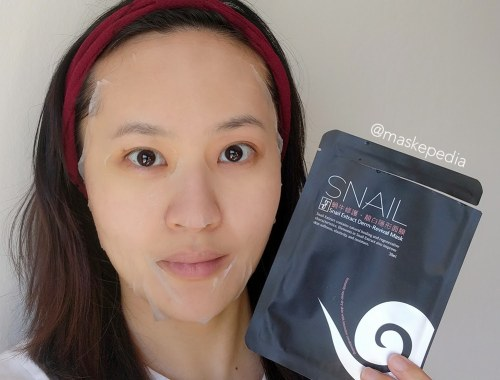 Timeless Truth Snail Extract Derm-Revival Mask