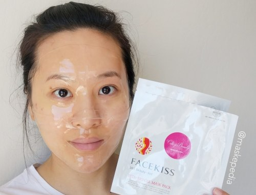 Elimina Facekiss Beta-bio Gel Mask