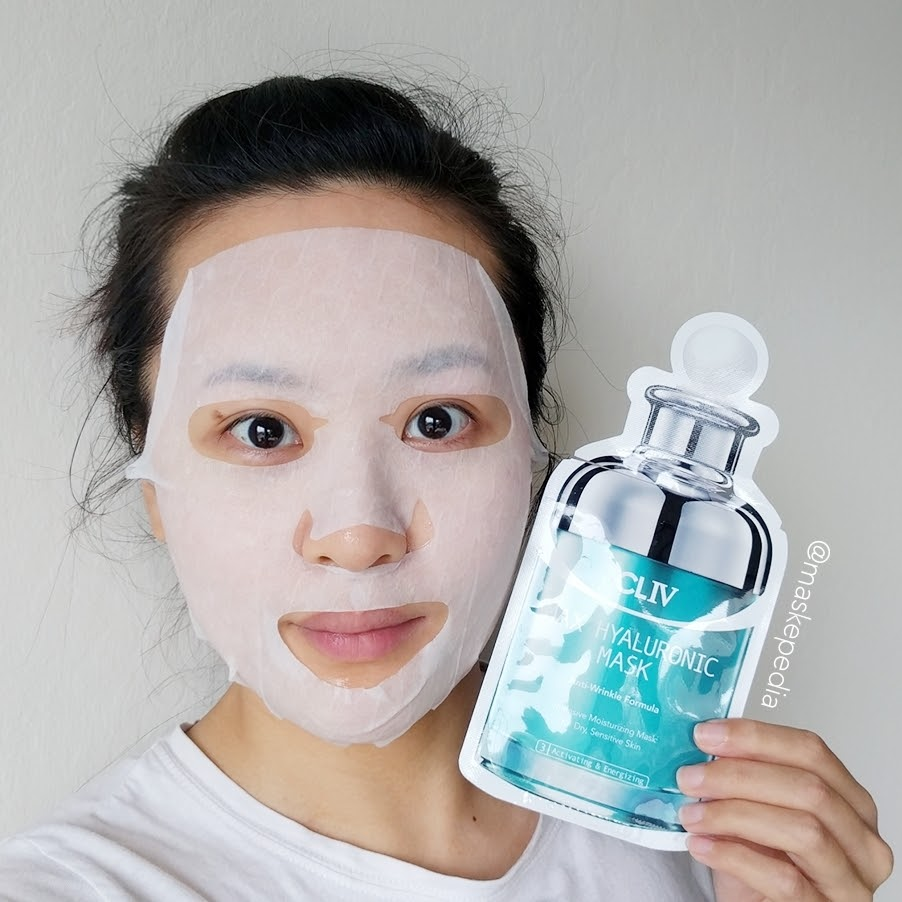 CLIV Max Hyaluronic Mask