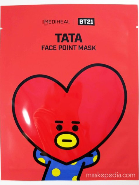 Mediheal BT21 Face Point Mask - Tata