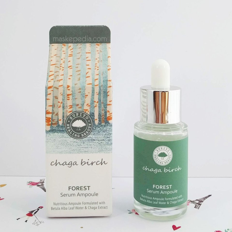 Supiyo Chaga Birch Forest Serum Ampoule