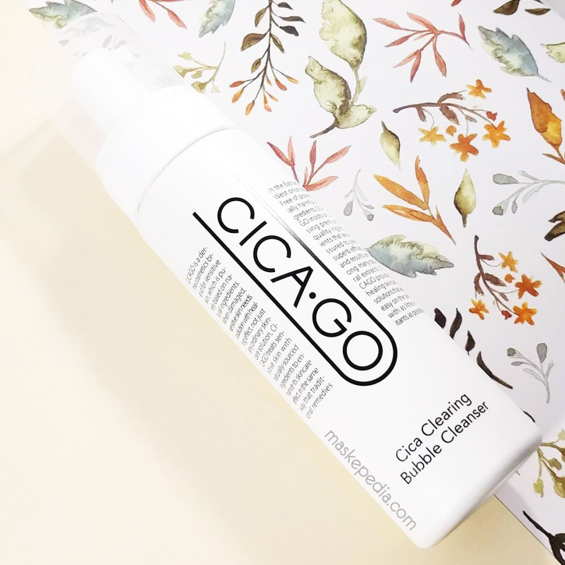 Cicago Cica Clearing Bubble Cleanser