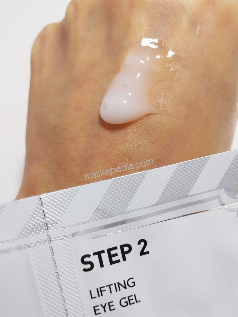 Wonjin Effect Amino Up 3-Step Mask