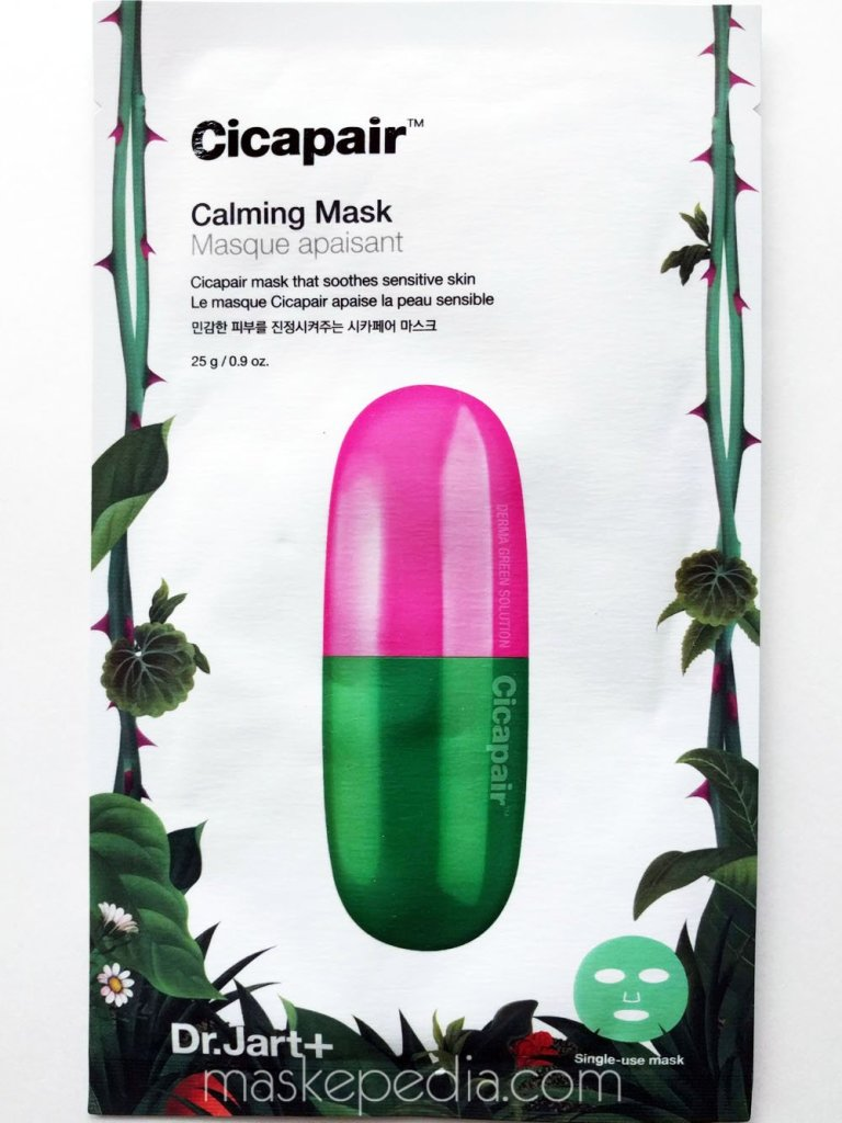 Dr Jart+ Cicapair Calming Mask