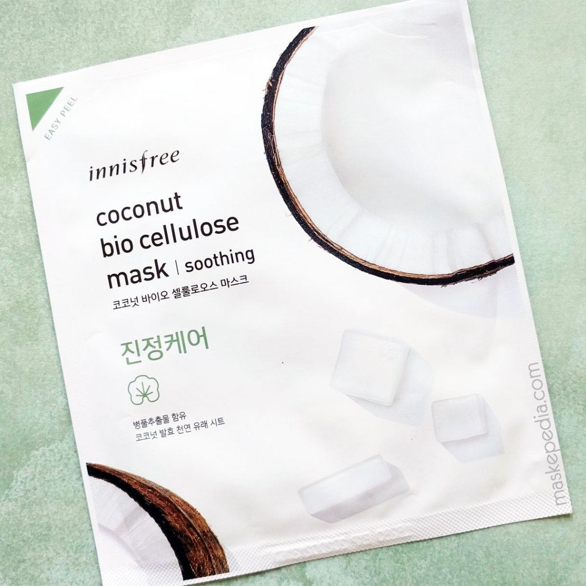 Innisfree Coconut Biocellulose Mask - Soothing