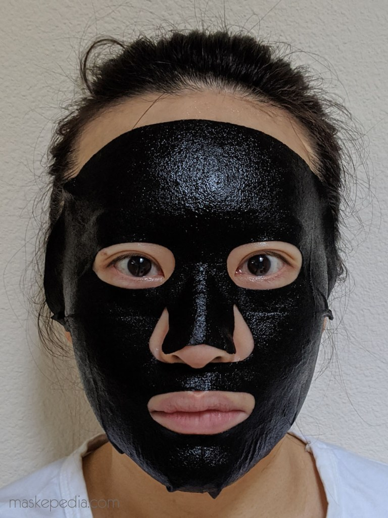 Ayswe Black Charcoal Balancing Mask with Organic Honey Aroma Black Tea