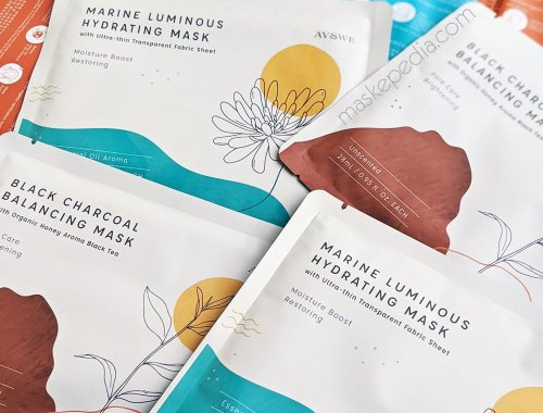 Ayswe Formosa Charms Sheet Masks