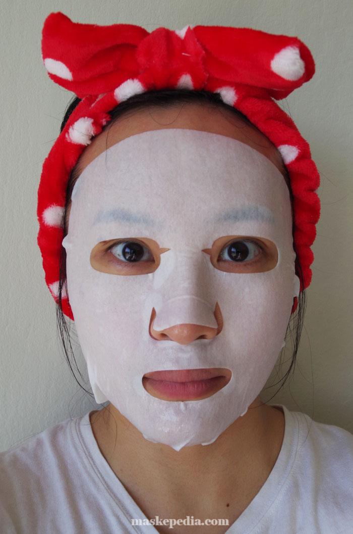 Roselina Luminous Purifying Mask