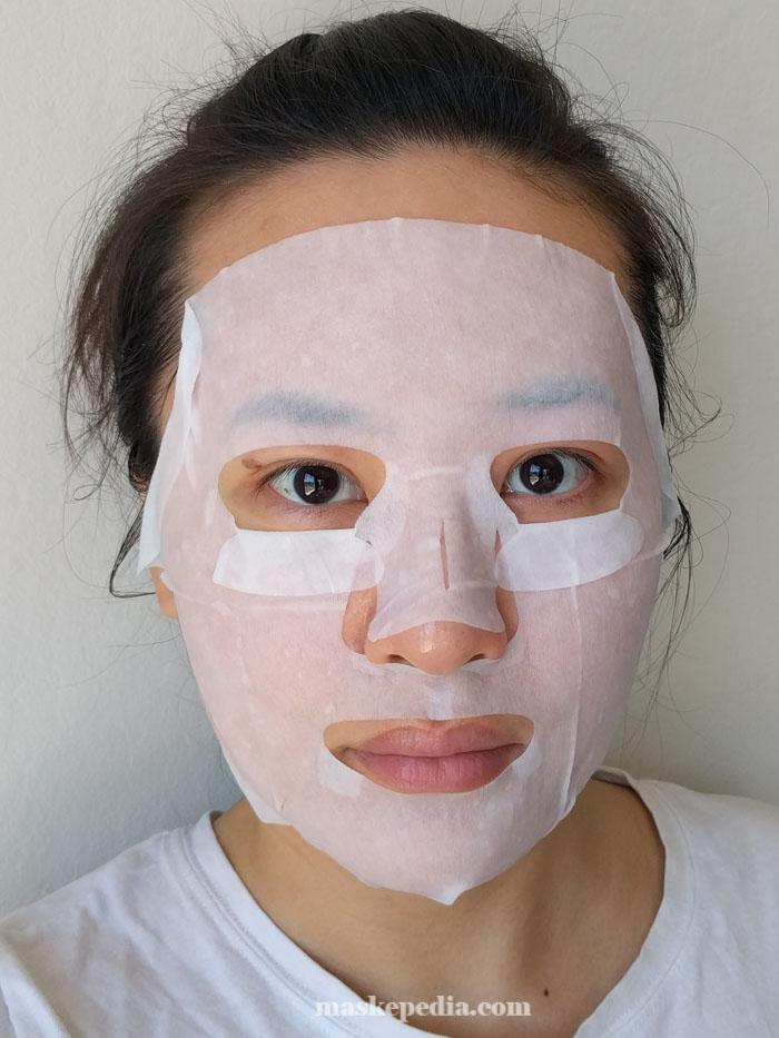 Dermal Gold Collagen Essence Mask