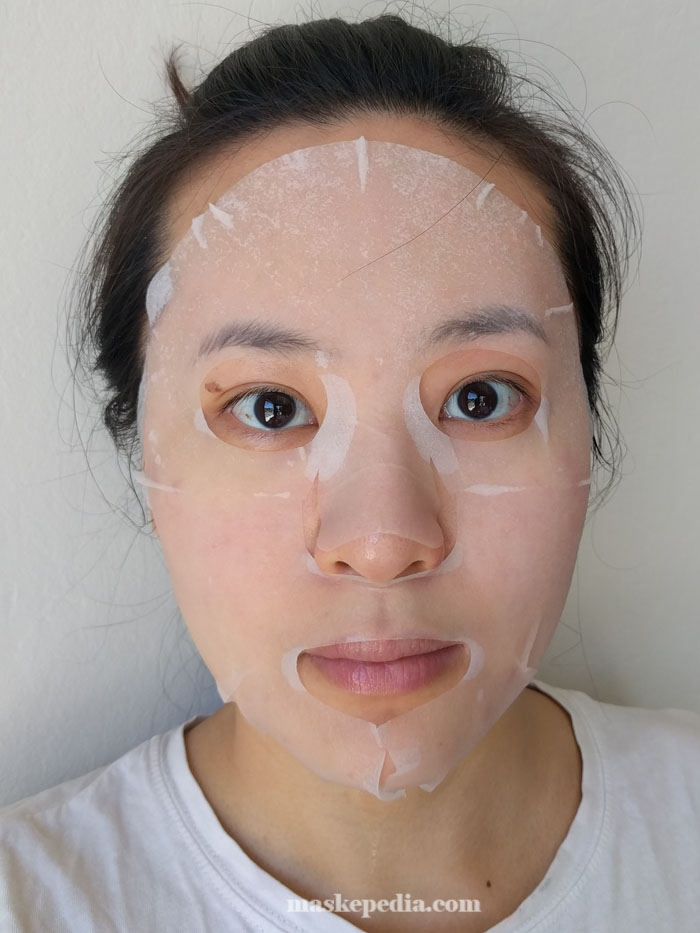 My Beauty Diary Vanilla Moisturizing Aroma Mask
