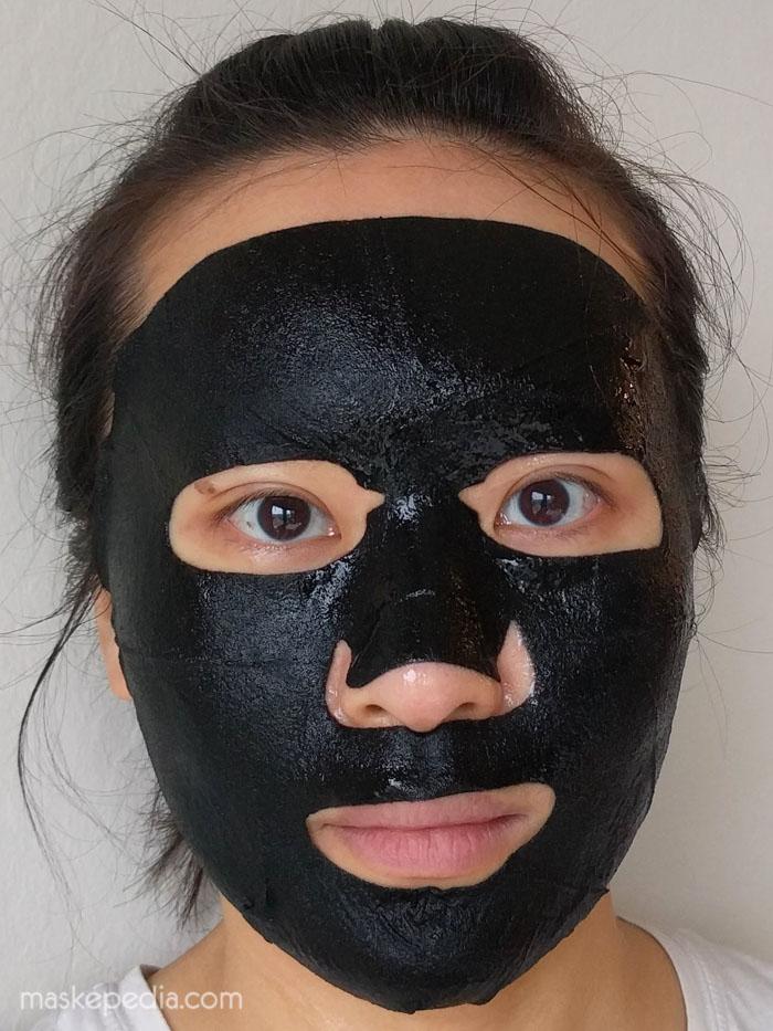 Goodal Black Charcoal Mask Oxygen Radiance
