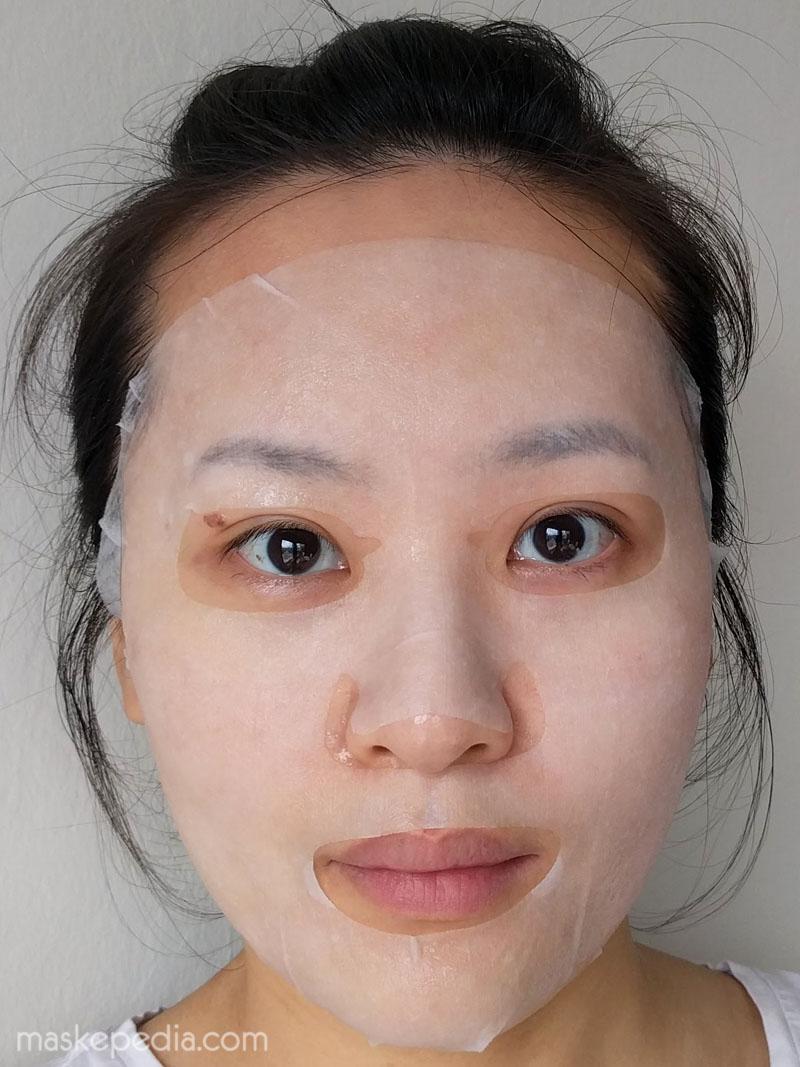 16 Brand Ocean Toks Mask Pack (Ceylon Moss)