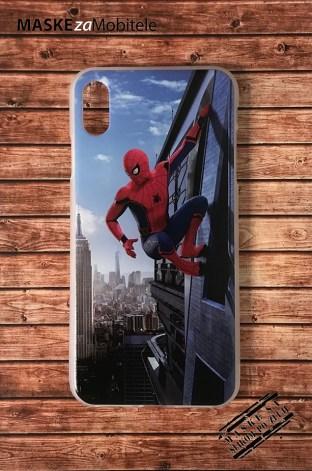 iphone xs max maska spiderman