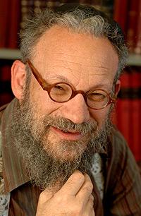 Daniel Boyarin, Professor of Talmudic , Departments of Near Eastern Studies and Rhetoric, at University of California, Berkeley