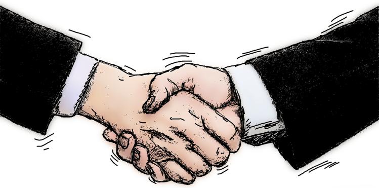 Vikten av ett stadigt handslag - råd och tips från Maskulint.se
