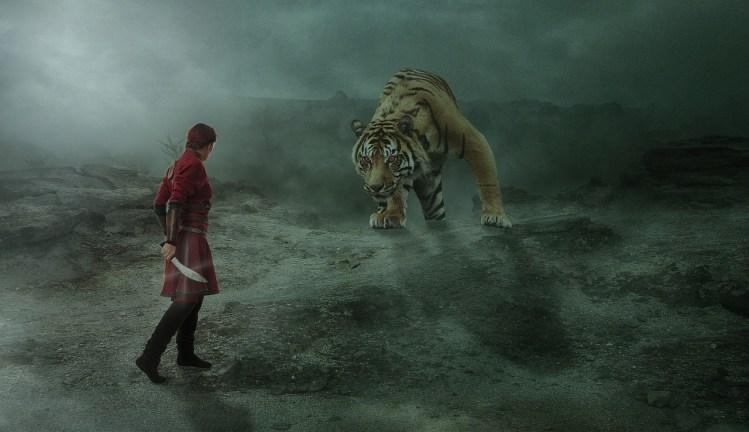 Vad mod är - trotsa din rädsla och väx som man