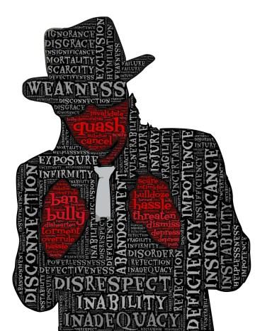 Dold aggression - ett kännetecken för svaga män