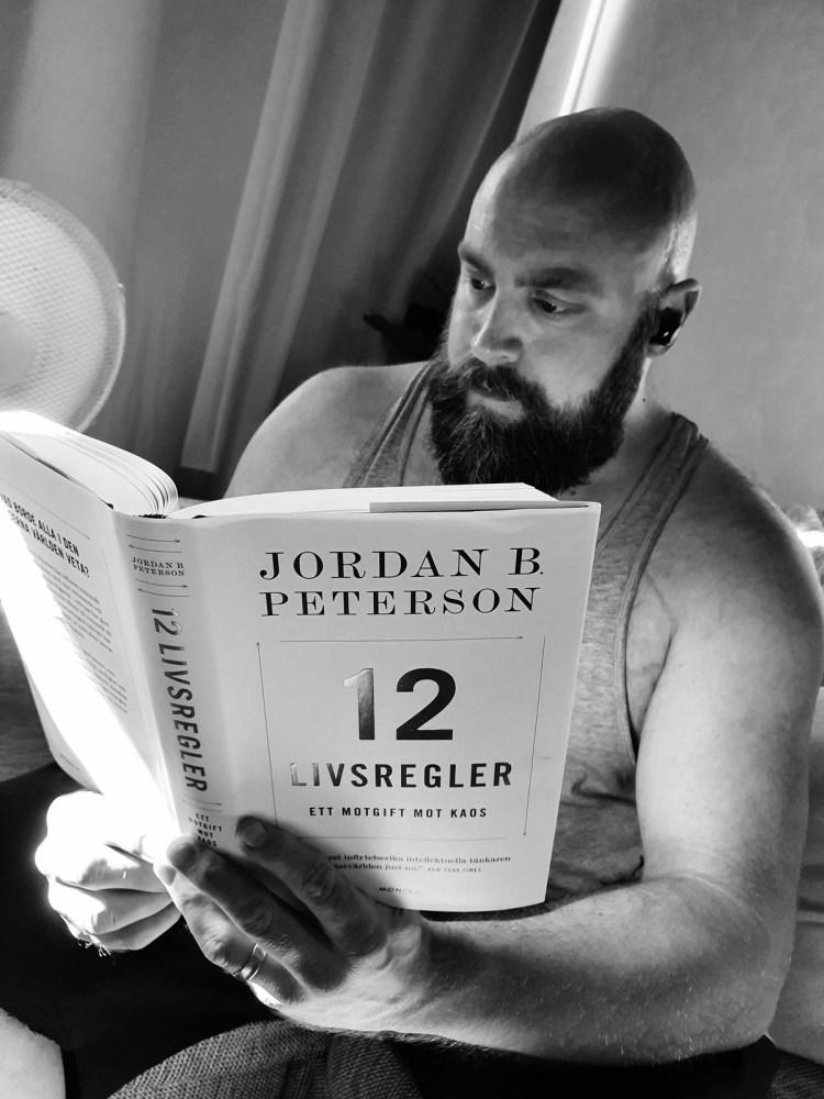 Recension: 12 livsregler av Jordan B Peterson