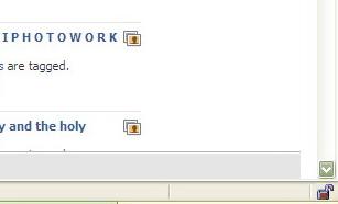 facebook notivication takada di kmeleon