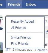 facebook problem with chrome 1 - friends