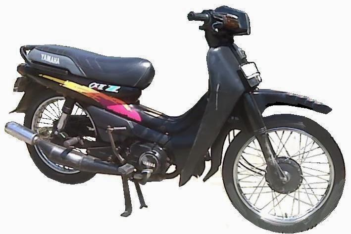 Motor Langka  Yamaha Alfa II Z  Maskurs Blog
