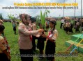SDN Karanglewas Kidul membagi bibit tanaman pada acara Jambore LT II Kwartir Ranting Kecamatan Karanglewas 2015 (4)