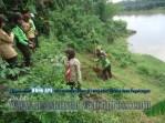 Bina Lingkungan dan Menanam Tanaman Konservasi Sempadan Sungai Serayu desa Pegalongan Patikraja Kabupaten Banyumas (2)