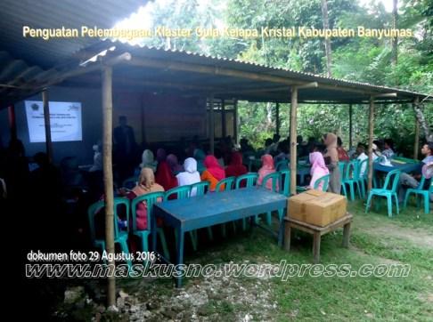 Gula Kristal Nira Agung Sejahtera desa Watuagung Kecamatan Tambak Banyumas (2)