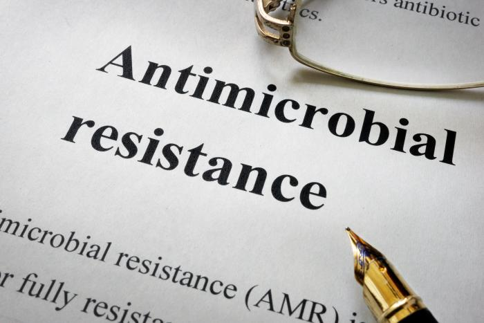 Solution to antimicrobial resistance may be very small