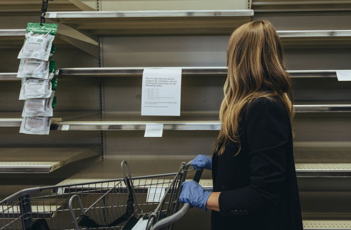 U.K. food sector struggling with worsening supply issues