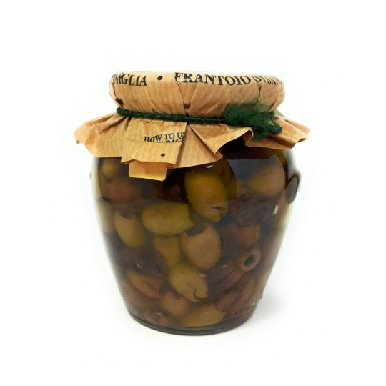 Masline Taggiasca fara samburi in ulei de masline