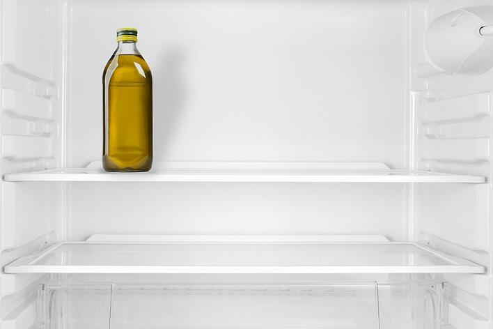 Testul frigiderului pentru uleiul de măsline extravirgin