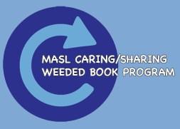 MASL Weeded Book Program Logo